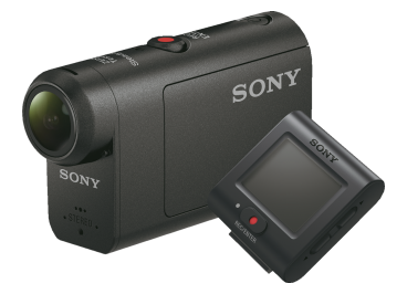 Видеокамера Sony HDR-AS50R фото 1