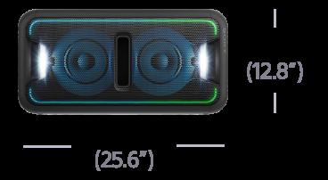 Фирменный интернет-магазин Sony - Sony GTK-XB7  продажа музыкального ... dc63ed7dcd4