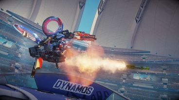 Игра для VR Sony RIGS: Mechanized Combat League (только для VR) [PS4, русская версия] фото 4