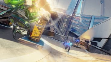 Игра для VR Sony RIGS: Mechanized Combat League (только для VR) [PS4, русская версия] фото 8