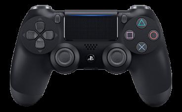 PlayStation DUALSHOCK 4 V2 Black
