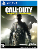 Игра для PS4 Call of Duty: Infinite Warfare [PS4, русская версия]