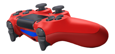 PlayStation DUALSHOCK 4 V2 Red