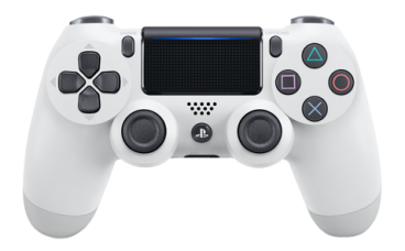 PlayStation DUALSHOCK 4 V2 White