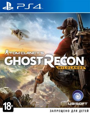 Игра для PS4 Tom Clancy's Ghost Recon: Wildlands [PS4, русская версия]  фото 1