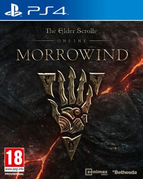 Игра для PS4 Elder Scrolls Online: Morrowind [PS4, русская документация]  фото 1
