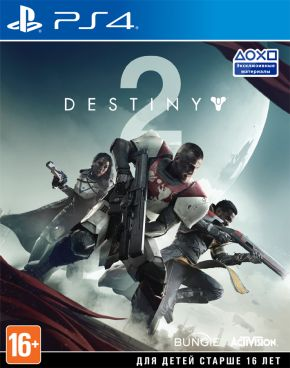 Игра для PS4 Destiny 2 [PS4, русская версия]  фото 1