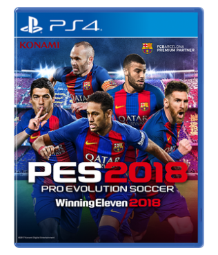 Игра для PS4 Pro Evolution Soccer 2018 [PS4, русская версия] фото 1