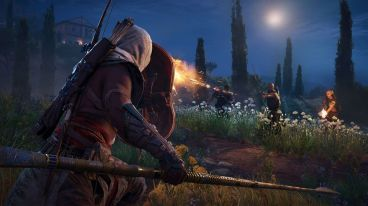 Игра для PS4 Assassin's Creed: Истоки [PS4, русская версия] фото 4
