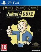 Игра для PS4 Fallout 4. Game of the Year Edition [PS4, русские субтитры]