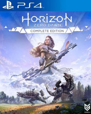 Игра для PS4 Horizon Zero Dawn. Complete Edition [PS4, русская версия] фото 1