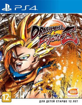 Игра для PS4 Dragon Ball FighterZ [PS4, русская документация] фото 1