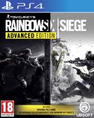 Игра для PS4 Tom Clancy's Rainbow Six: Осада. Advanced Edition [PS4, русская версия]