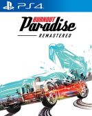 Игра для PS4 Burnout Paradise Remastered [PS4, русская версия]