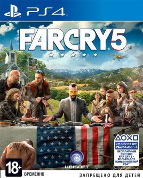 Игра для PS4 Far Cry 5 [PS4, русская версия] фото 1