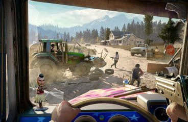 Игра для PS4 Far Cry 5 [PS4, русская версия] фото 5