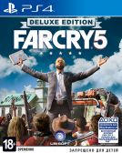 Игра для PS4 Far Cry 5. Deluxe Edition [PS4, русская версия]
