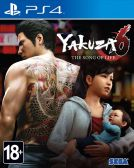 Игра для PS4 Yakuza 6: The Song of Life. Essence of Art Edition [PS4, английская версия]