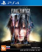 Игра для PS4 Final Fantasy XV. Royal Edition [PS4, русские субтитры]