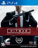 Игра для PS4 HITMAN: Definitive Edition [PS4, русские субтитры]
