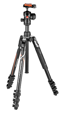 Штатив Manfrotto Befree Advanced Alpha  фото 1