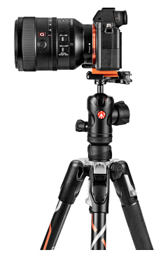Штатив Manfrotto Befree Advanced Alpha  фото 7