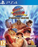 Игра для PS4 Street Fighter 30th Anniversary Collection [PS4, русская документация]