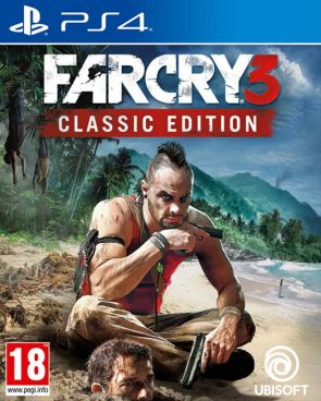 Игра для PS4 Far Cry 3. Classic Edition [PS4, русская версия] фото 1