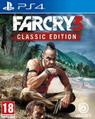 Игра для PS4 Far Cry 3. Classic Edition [PS4, русская версия]