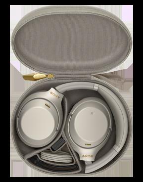 Беспроводные наушники Sony наушники WH-1000XM3 – купить по цене ... 912924d47cc8c