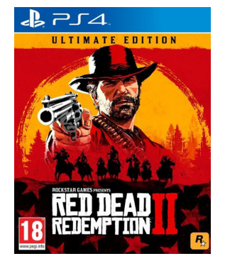 Игра для PS4 Red Dead Redemption 2. Ultimate Edition [PS4, русские субтитры] фото 1