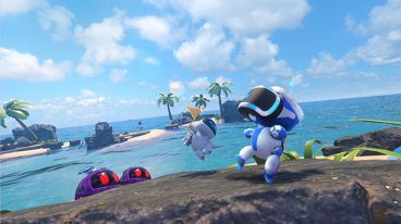 Игра для VR ASTRO BOT Rescue Mission (только для PS VR) [PS4, русская версия] фото 2