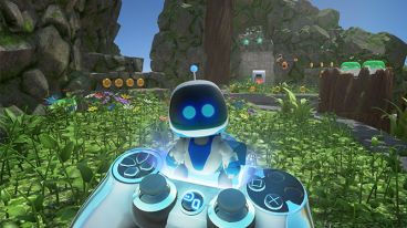 Игра для VR ASTRO BOT Rescue Mission (только для PS VR) [PS4, русская версия] фото 4
