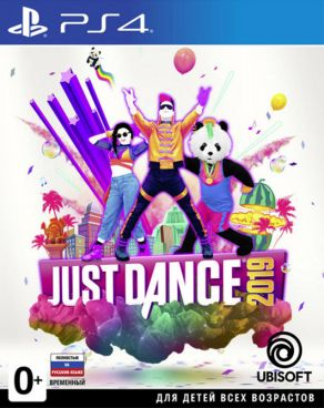 Игра для PS4 Just Dance 2019 фото 1