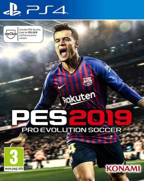 Игра для PS4 Pro Evolution Soccer2019[PS4,рус субт] фото 1