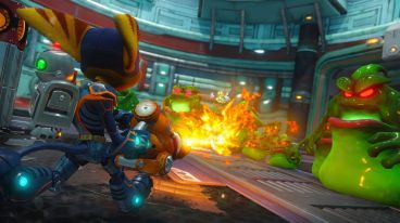 Игра для PS4 Ratchet & Clank [PS4, русская версия] фото 3