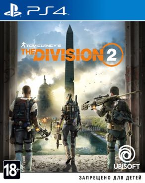 Игра для PS4 Tom Clancy's The Division 2 [PS4, русская версия] фото 1