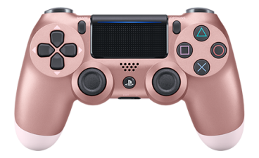 PlayStation DUALSHOCK 4 V2 Розовый