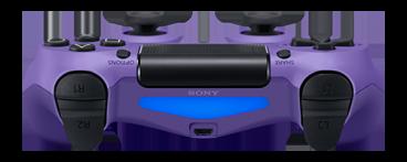 PlayStation DUALSHOCK 4 V2 Электрик Пурпурный
