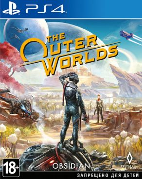 Игра для PS4 The Outer Worlds [PS4, русские субтитры] фото 1
