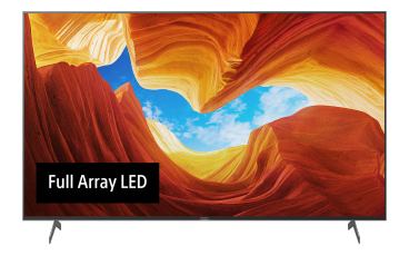 Телевизор KD-65XH9096 - купить  по цене 149990 руб., технические характеристики, фото | Фирменный интернет-магазин Sony