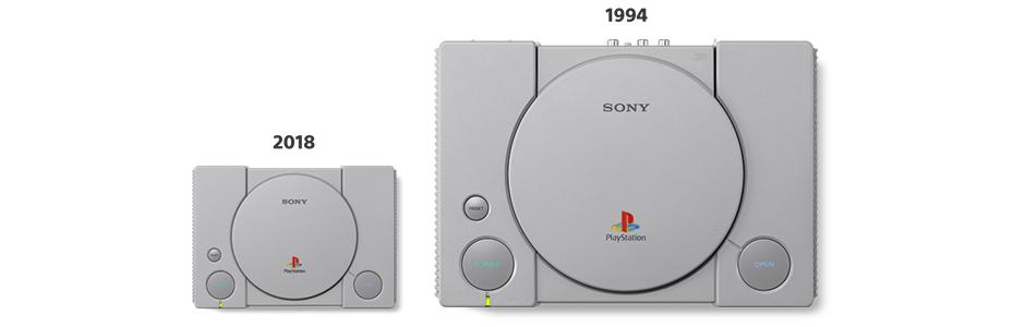 Консоль PlayStation®Classic скоро в продаже!