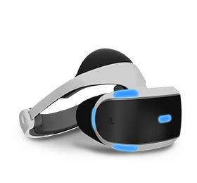 PlayStation<sup>®</sup>&nbsp;VR